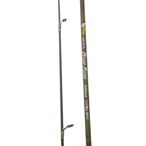 WKLEJANKA OKONIOWA kij węglowy 210 cm 3-15 g G315 CAMO